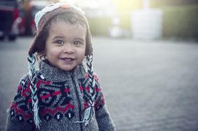 Für Baby Kind Wohlbefinden helfen unsere bio Helfersprays