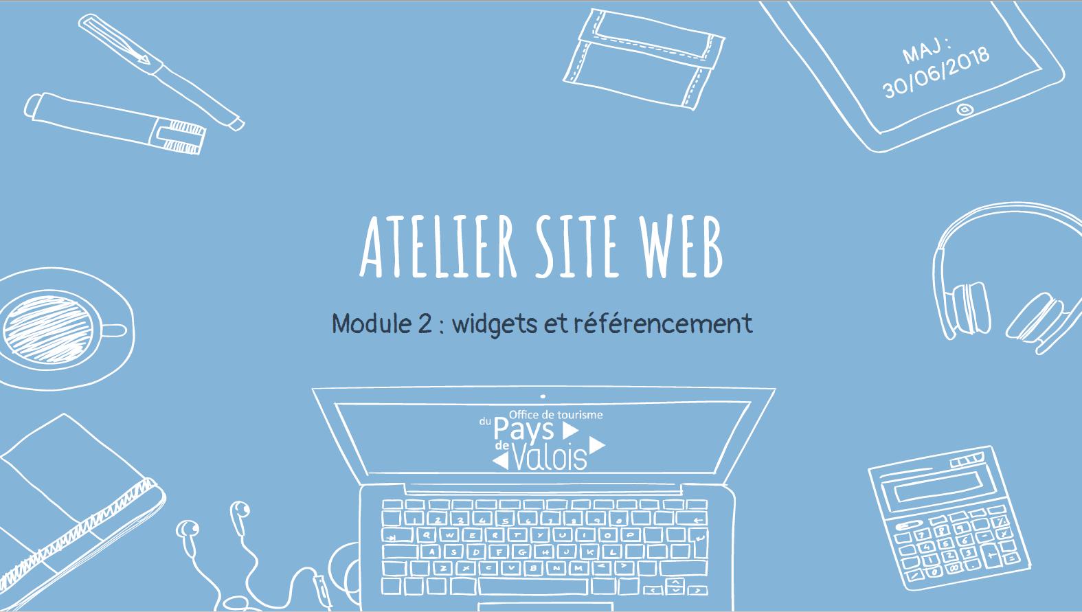 Atelier site web © OT du Pays de Valois