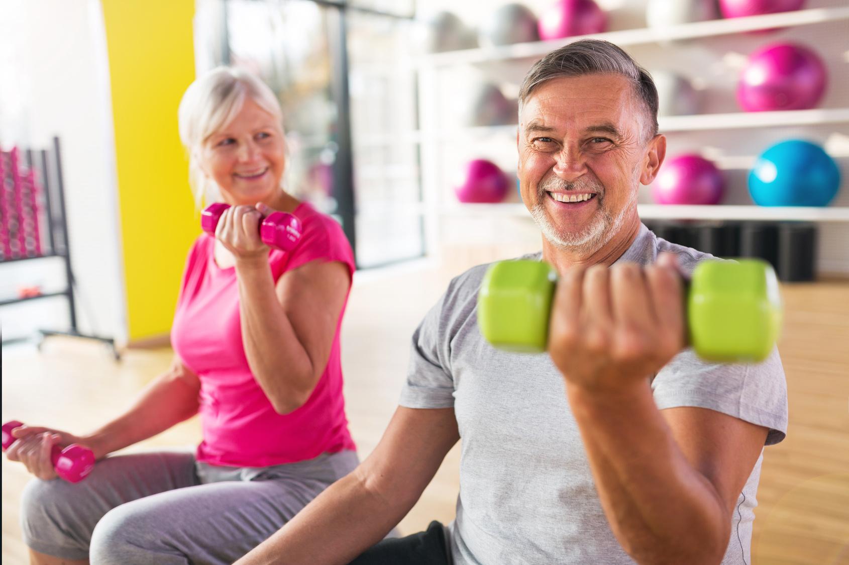 نتيجة بحث الصور عن senior gym