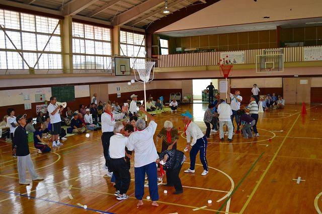 老連スポーツ大会