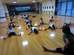 キッズ・トレーニング(1・2年)