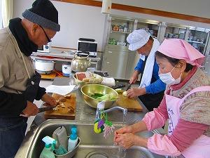 男の簡単料理教室(三原)