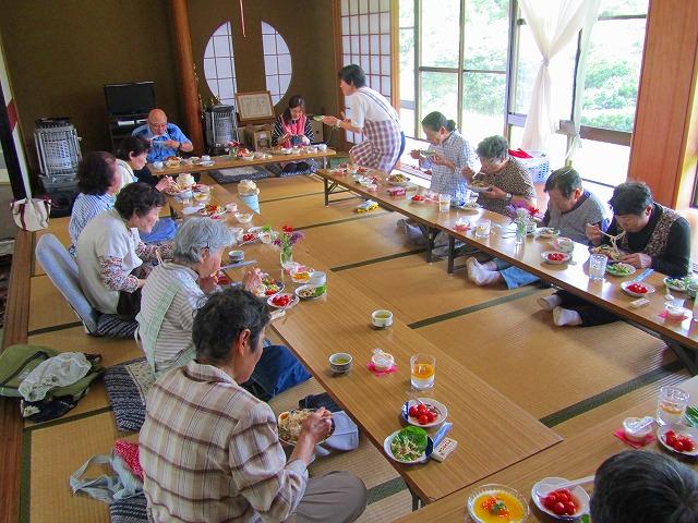 ミニデイ(田窪:簡単料理教室)