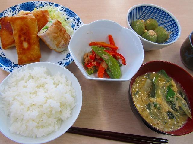 男の簡単料理教室
