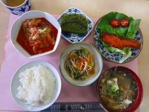 男の簡単料理教室(発表会)2