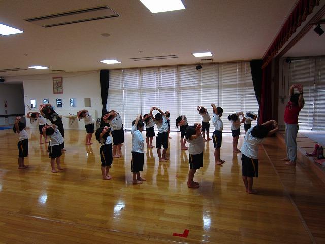 キッズ・トレーニング(1~3年)