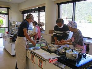 男の簡単料理教室(川本)