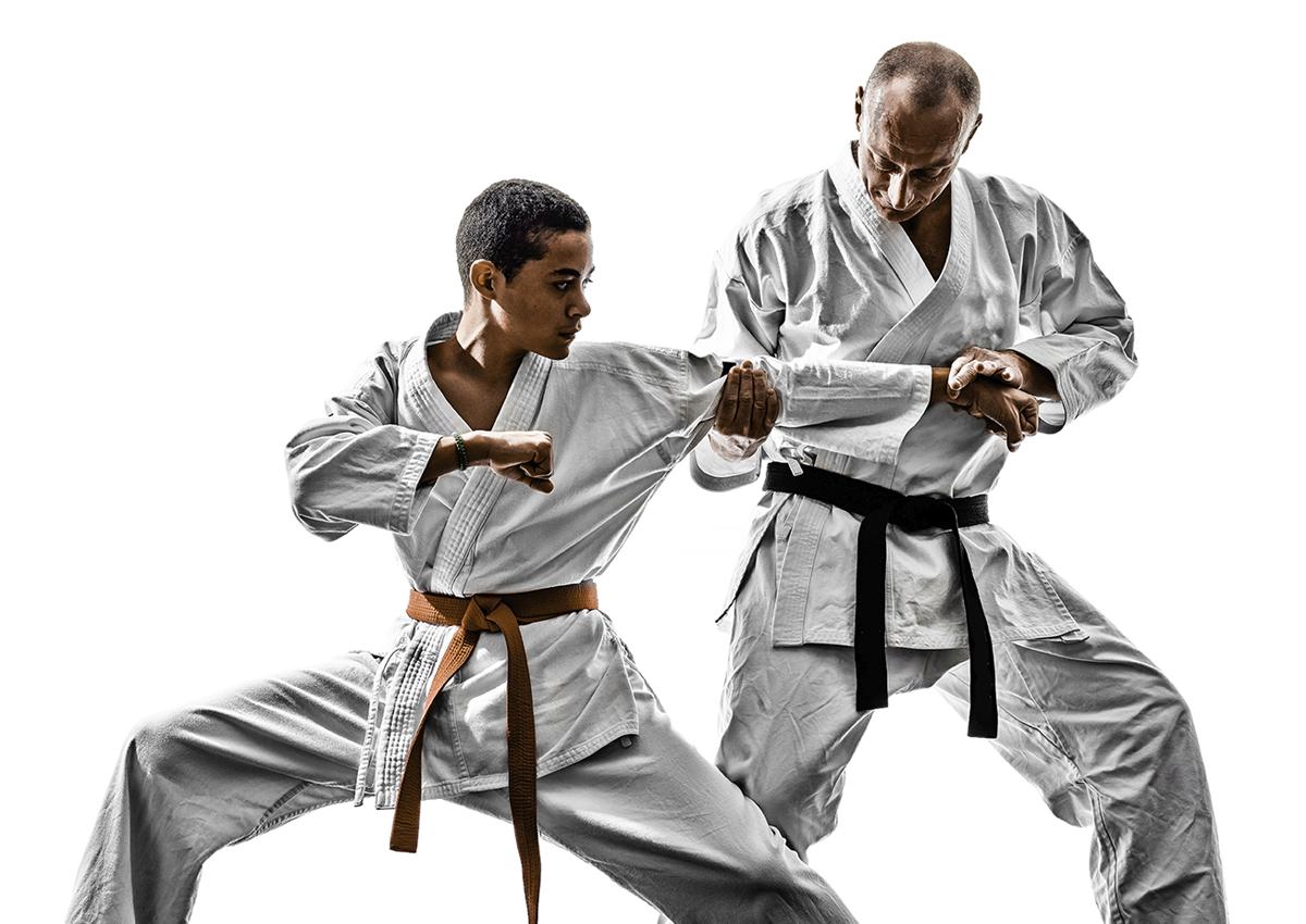 Discipline orientali e difesa personale