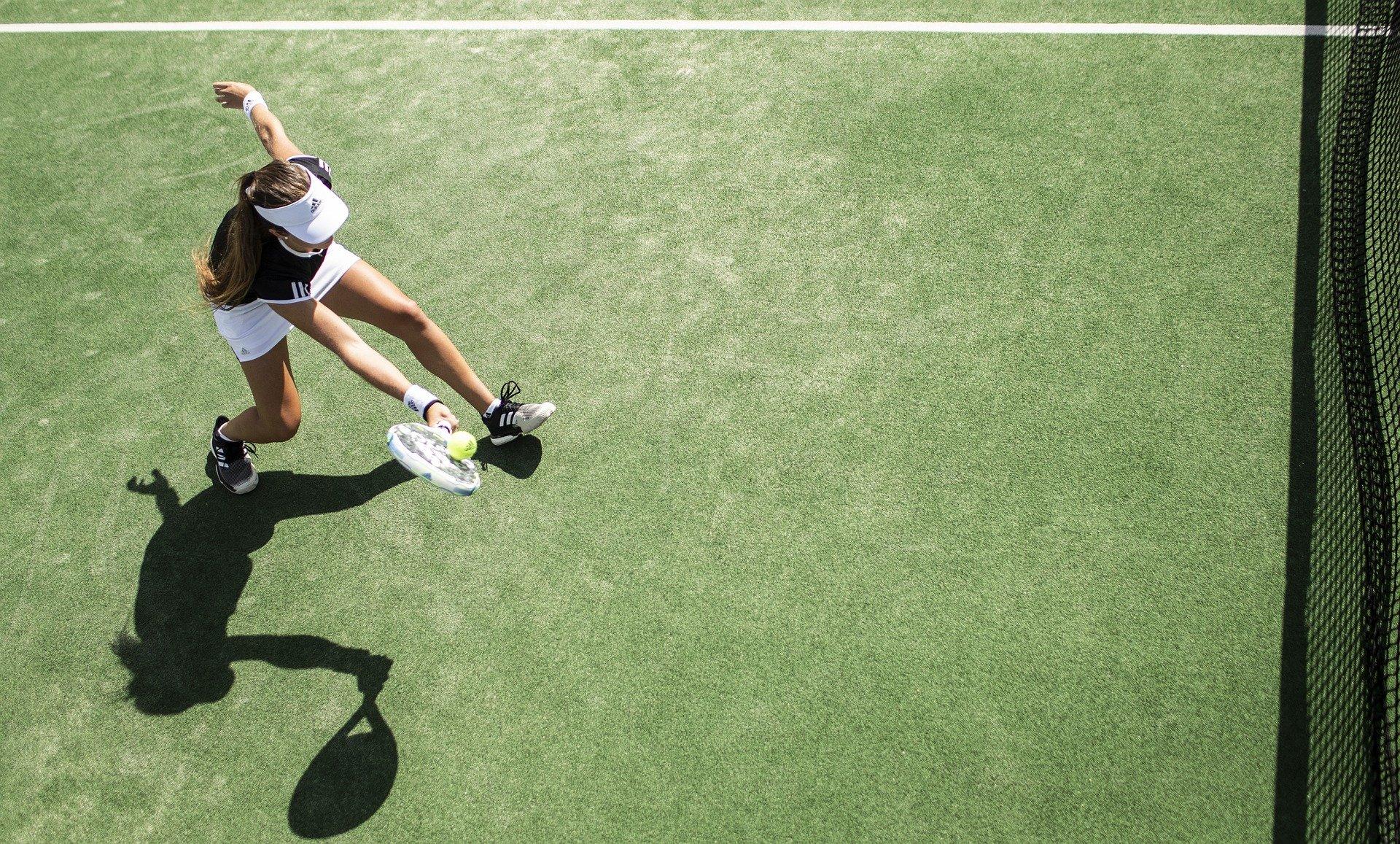 Ripartono i corsi di tennis: dal 26 aprile