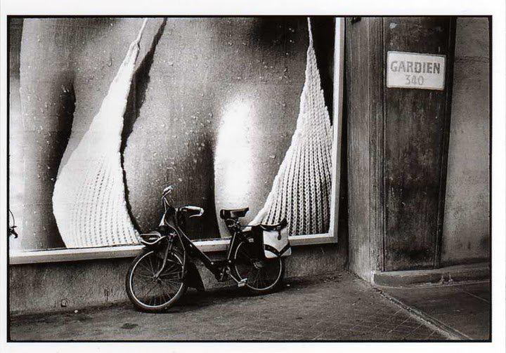 Henri Cartier-Bresson; Paris 1973
