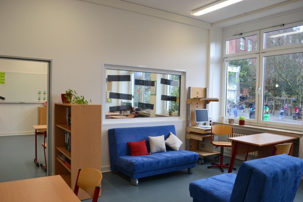 Schüler-Arbeitsraum