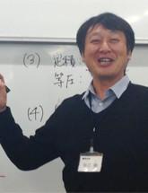 平塚市の個別指導「堀口塾」の堀口塾長
