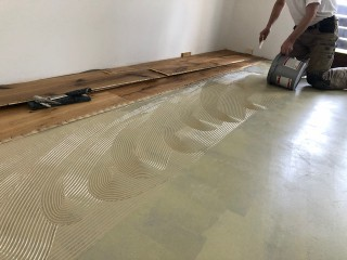 Boden Umbau Sanierung