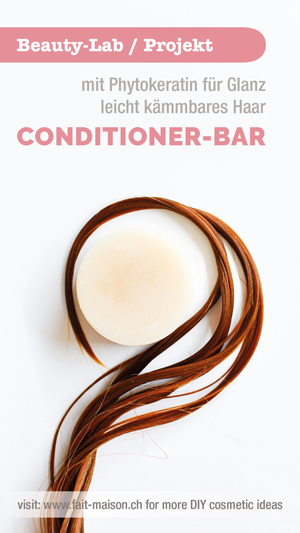 Einfacher Conditioner Bar