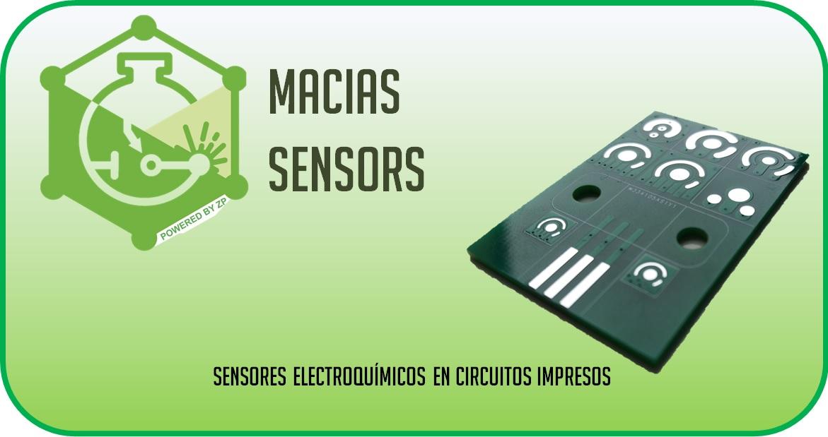 Sensores Electroquímicos en Circuitos Impresos
