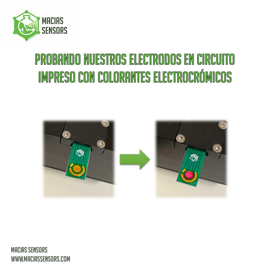 Visitamos ZP AS en Noruega y probamos nuestros electrodos en PCB