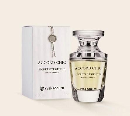 ACCORD CHIC - FLACON VAPORISATEUR EAU DE PARFUM 30 ML