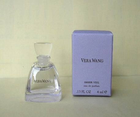 VERA WANG - SHEER VEIL : EAU DE PARFUM 4 ML