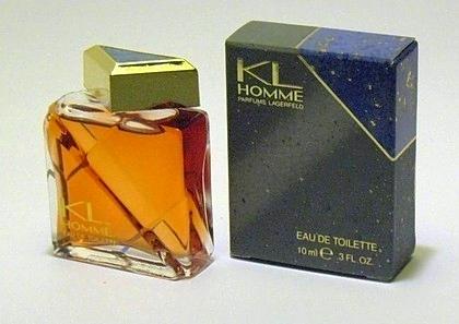 PARFUMS LAGERFELD - KL HOMME, EAU DE TOILETTE 10 ML