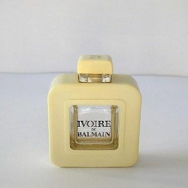 IVOIRE - PARFUM 7,5 ML - FLACON EN VERRE ENCHASSE DANS DU PLASTIQUE