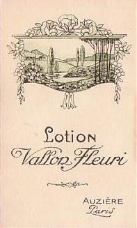 AUZIERE - VALLON FLEURI