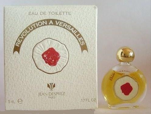 REVOLUTION A VERSAILLES - EAU DE TOILETTE 5 ML