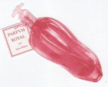 JEAN PATOU - PARFUM ROYAL