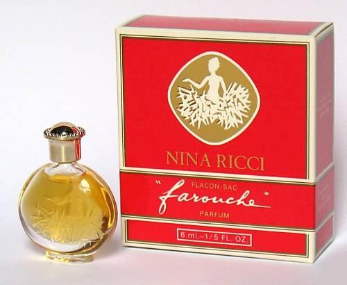 FAROUCHE - FLACON DE SAC PARFUM 6 ML