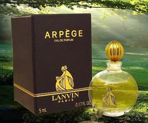 ARPEGE - EAU DE PARFUM 5 ML - FLACON BOULE TRANSPARENTE