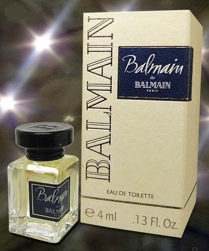 BALMAIN - MINIATURE EAU DE TOILETTE 4 ML