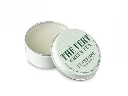 L'OCCITANE - CONCRETE THE VERT, GREEN TEA
