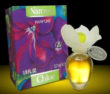 CHLOE - NARCISSE PARFUM 3,7 ML - LES PARFUMS LAGERFELD CHANGENT DE NOM : PARFUM CHLOE