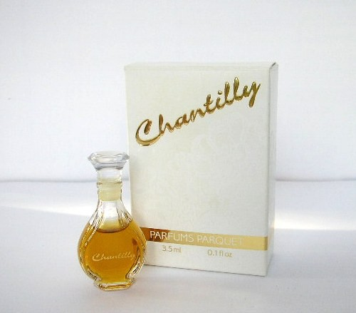 HOUBIGANT : CHANTILLY, MINIATURE PARFUM 3,5 ML