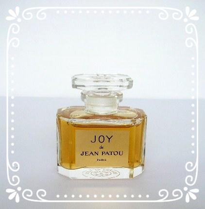 JOY - FLACON PARFUM EN CRISTAL DE BACCARAT