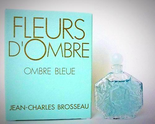 FLEURS D'OMBRE - OMBRE BLEUE