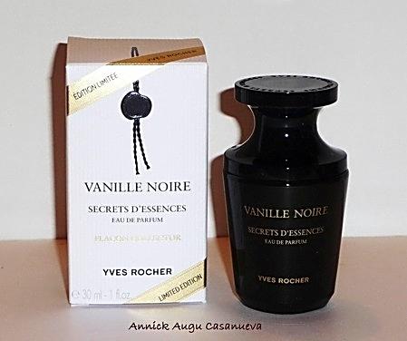 VANILLE NOIRE - FLACON COLLECTOR EAU DE PARFUM 30 ML