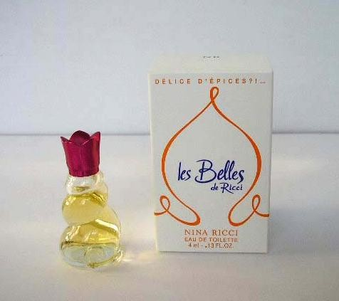 DELICE D'EPICES - MINIATURE TRANSPARENTE EAU DE TOILETTE 4 ML