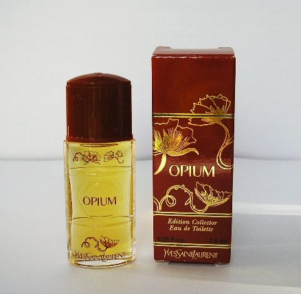 OPIUM - EDITION COLLECTOR 2007 - EAU DE TOILETTE 7,5 ML