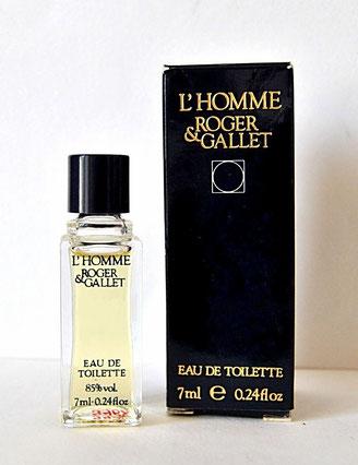 L'HOMME ROGER & GALLET - EAU DE TOILETTE 7 ML