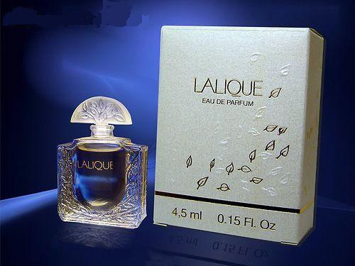 LALIQUE - EAU DE PARFUM 4,5 ML - BOÎTE BLANCHE
