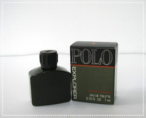 RALPH LAUREN - POLO EXPLORER : EAU DE TOILETTE 7 ML