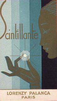 LORENZY PALANCA - SCINTILLANTE