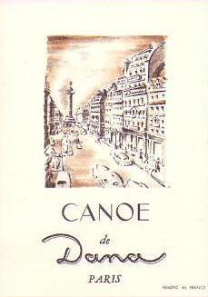DANA - CANOE