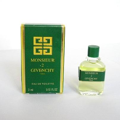 MONSIEUR 2 GIVENCHY - EAU DE TOILETTE 3 ML