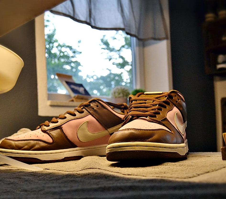 5K Sneaker in der Werkstatt