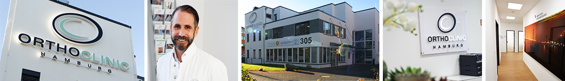 Praxisteam Orthoclinic Hamburg