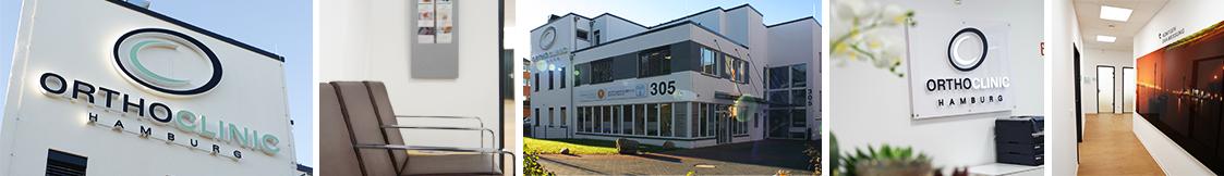 Praxisteam Orthoclinic Hamburg