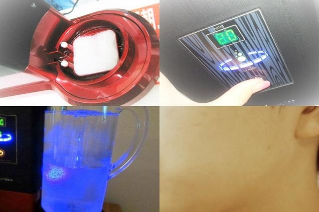 世界も認めた高性能な水素水サーバー