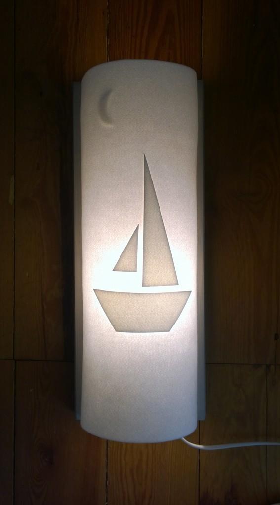 Wandlampen Und Bodenlampen Aus Filz Fraulein Wunder Shop