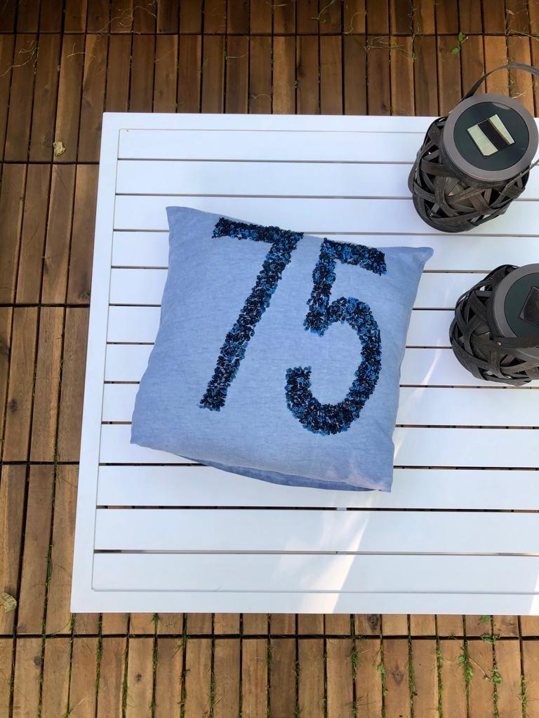 Kissen aus Baumwolle 25,00 Euro